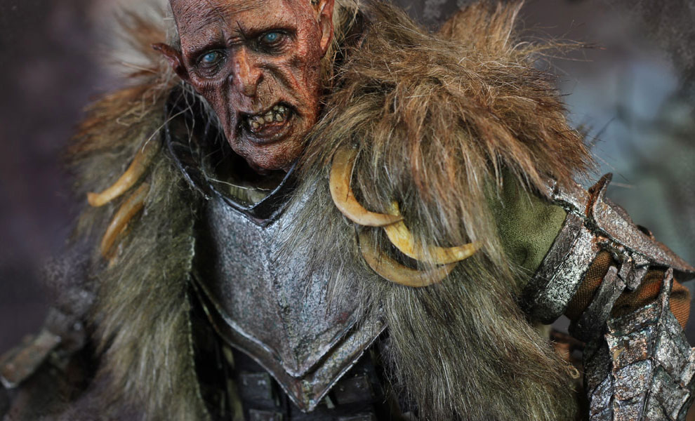Gallery Feature Image of Grishnakh Sixth Scale Figure - Click to open image gallery