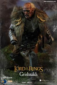 Gallery Image of Grishnakh Sixth Scale Figure