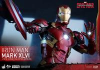 Gallery Image of Iron Man Mark XLVI Sixth Scale Figure
