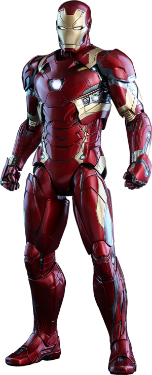 Iron Man Mark XLVI Sixth Scale Figure