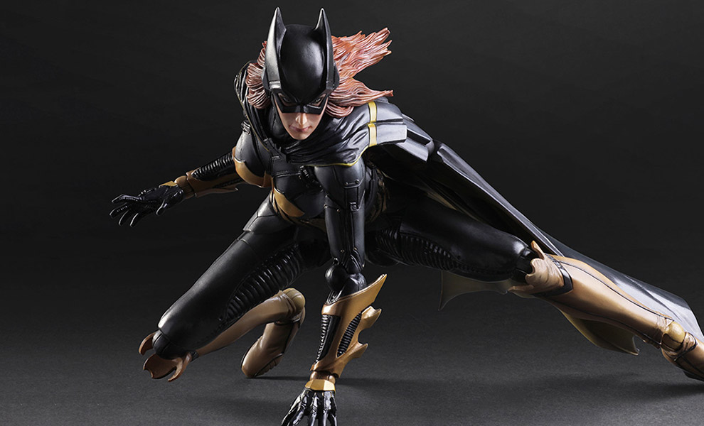 Gallery Feature Image of Batgirl Collectible Figure - Click to open image gallery