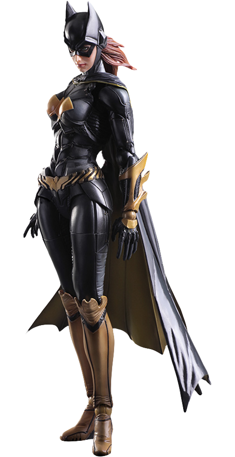 Square Enix Batgirl Collectible Figure