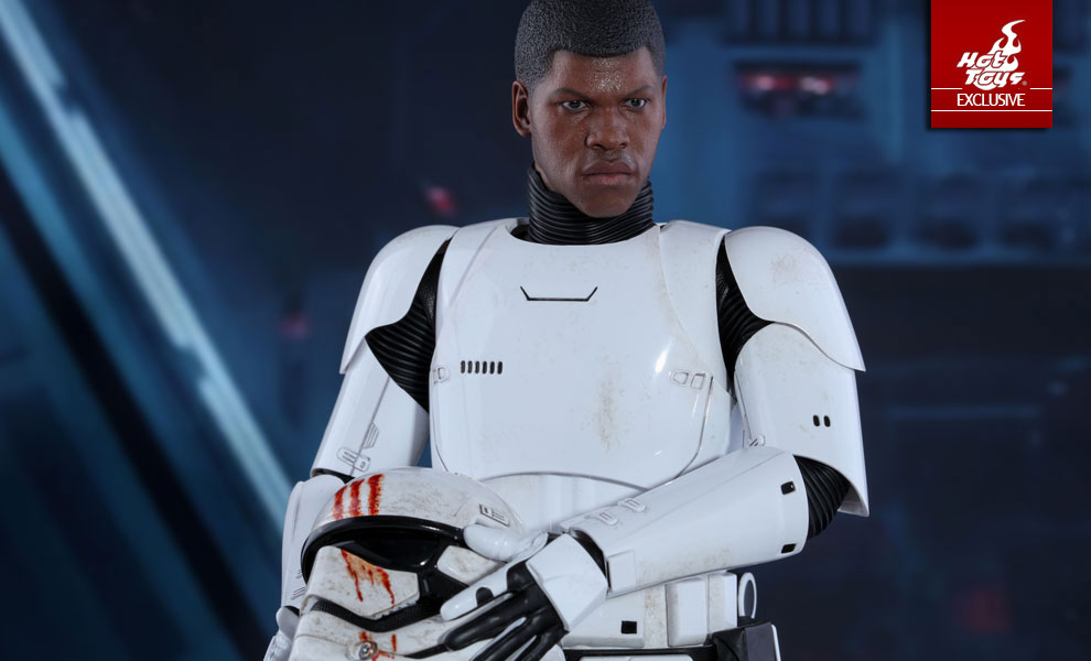 Gallery Feature Image of Finn First Order Stormtrooper Version Sixth Scale Figure - Click to open image gallery