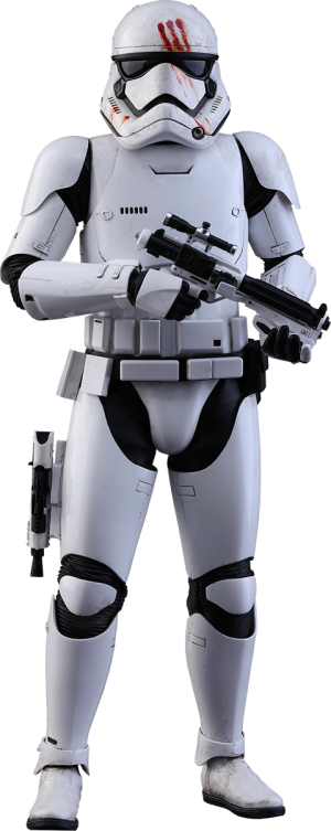 Finn First Order Stormtrooper Version Sixth Scale Figure