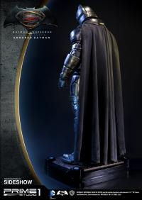 Gallery Image of Armored Batman Polystone Statue