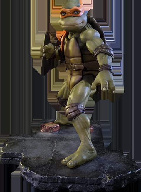 Prime 1 Studio Michelangelo Polystone Statue