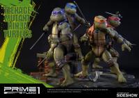 Gallery Image of Teenage Mutant Ninja Turtles Polystone Statue