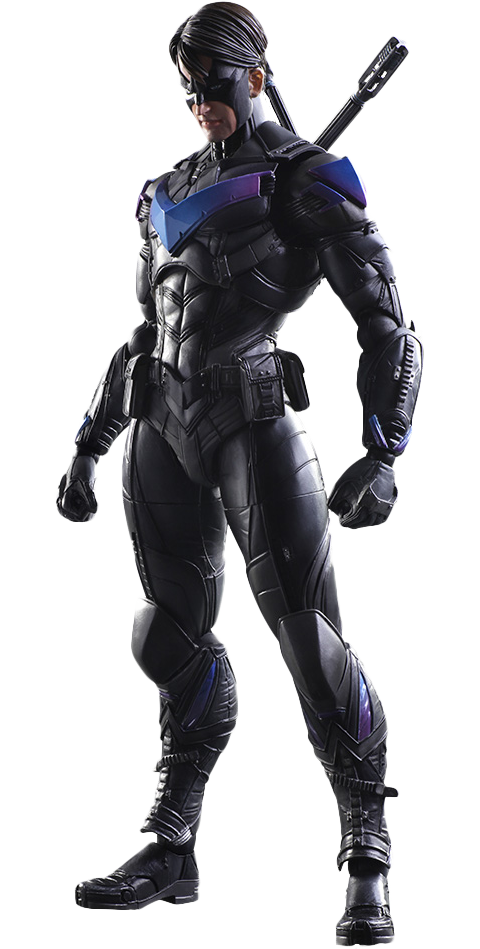 Square Enix Nightwing Collectible Figure