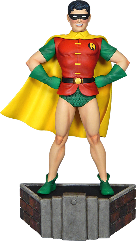 Tweeterhead Robin the Boy Wonder Classic Maquette