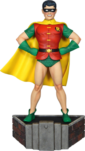 Robin the Boy Wonder Classic Maquette