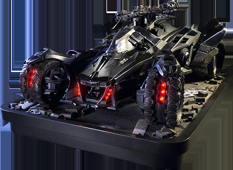 Prime 1 Studio Batmobile Polystone Diorama