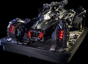 Batmobile Polystone Diorama