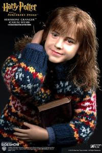 Gallery Image of Hermione Granger Casual Wear Version Sixth Scale Figure