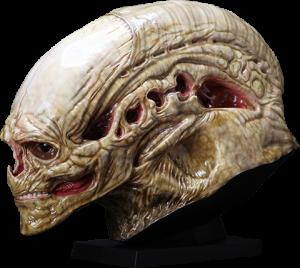 Alien Newborn Life-Size Head Prop Replica