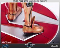 Gallery Image of Samus Varia Suit Statue