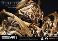 Gallery Image of Galvatron Gold Version Bust