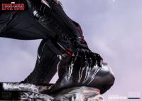 Gallery Image of Black Panther Polystone Statue