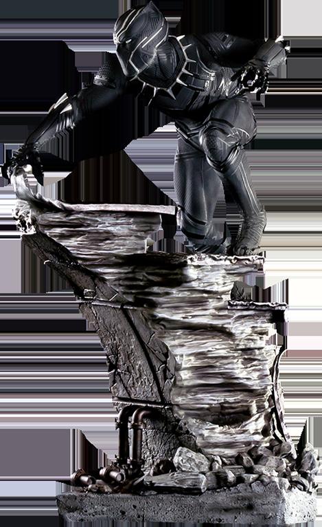 Iron Studios Black Panther Polystone Statue
