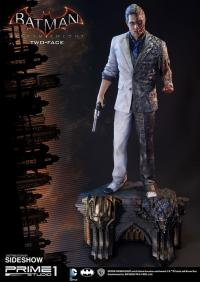 Gallery Image of Two-Face Polystone Statue