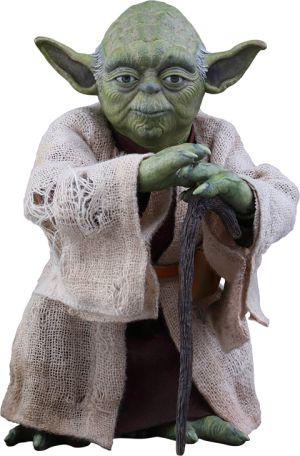 Yoda Sixth Scale Figure