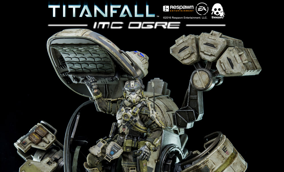Gallery Feature Image of IMC Ogre Collectible Figure - Click to open image gallery