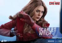 Gallery Image of Scarlet Witch Sixth Scale Figure