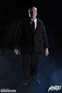 Gallery Image of Alfred Hitchcock Sixth Scale Figure