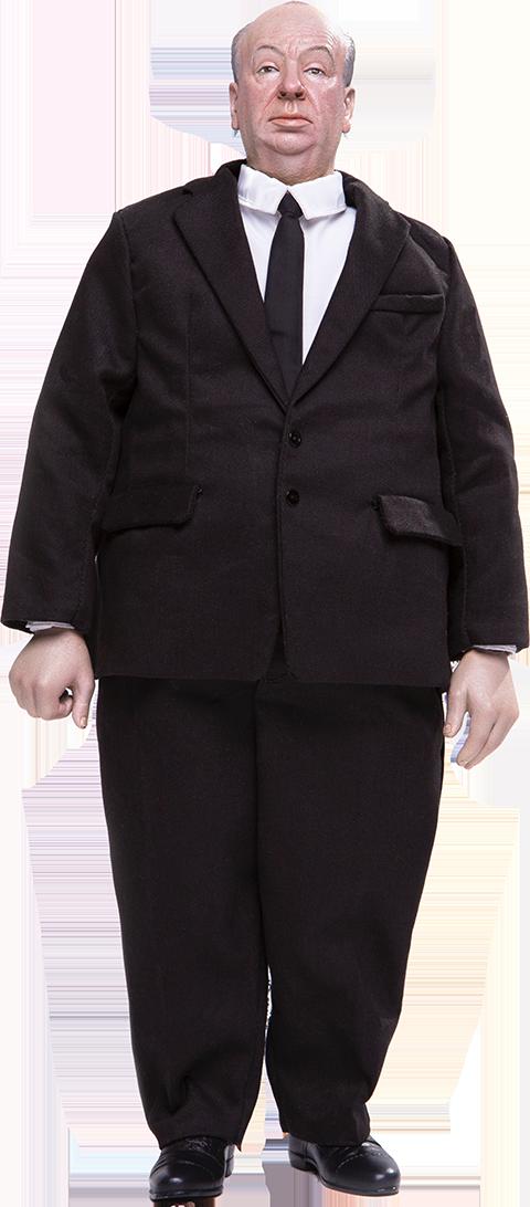 Mondo Alfred Hitchcock Sixth Scale Figure