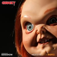 Gallery Image of Talking Sneering Chucky Collectible Figure