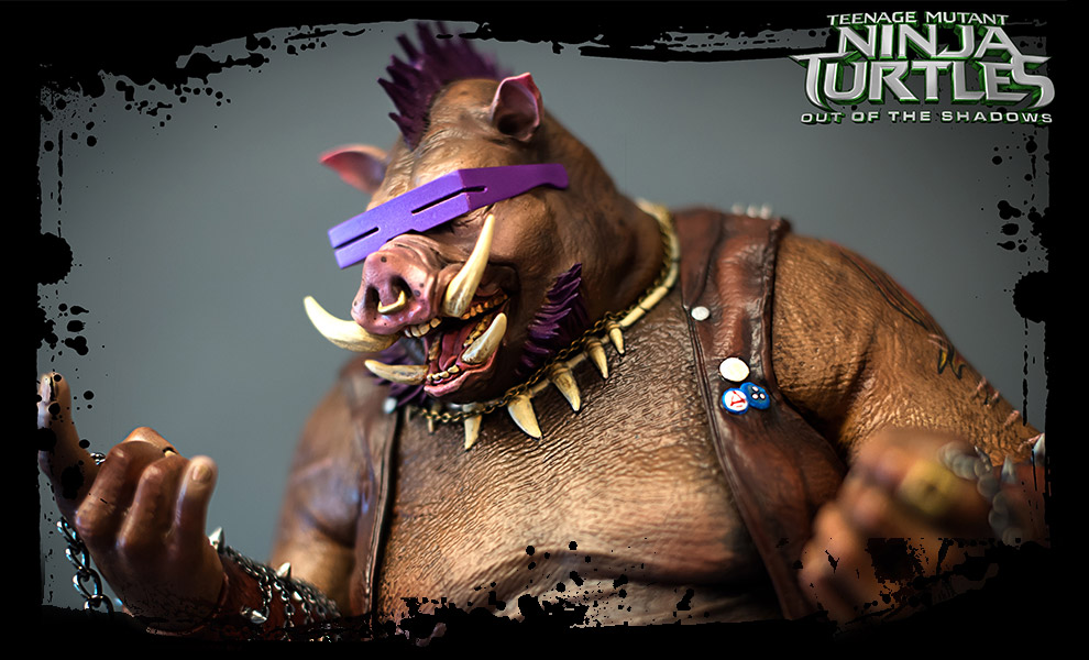 Gallery Feature Image of Bebop Statue - Click to open image gallery