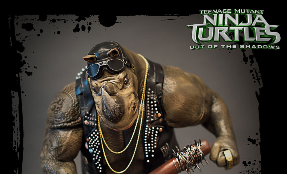 Gallery Feature Image of Rocksteady Statue - Click to open image gallery