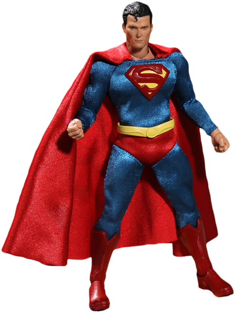 Mezco Toyz Superman  Collectible Figure