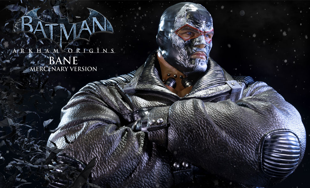 Gallery Feature Image of Bane - Mercenary Version Statue - Click to open image gallery