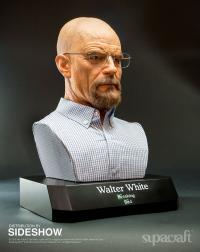 Gallery Image of Walter White Life-Size Bust