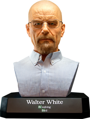 Walter White Life-Size Bust