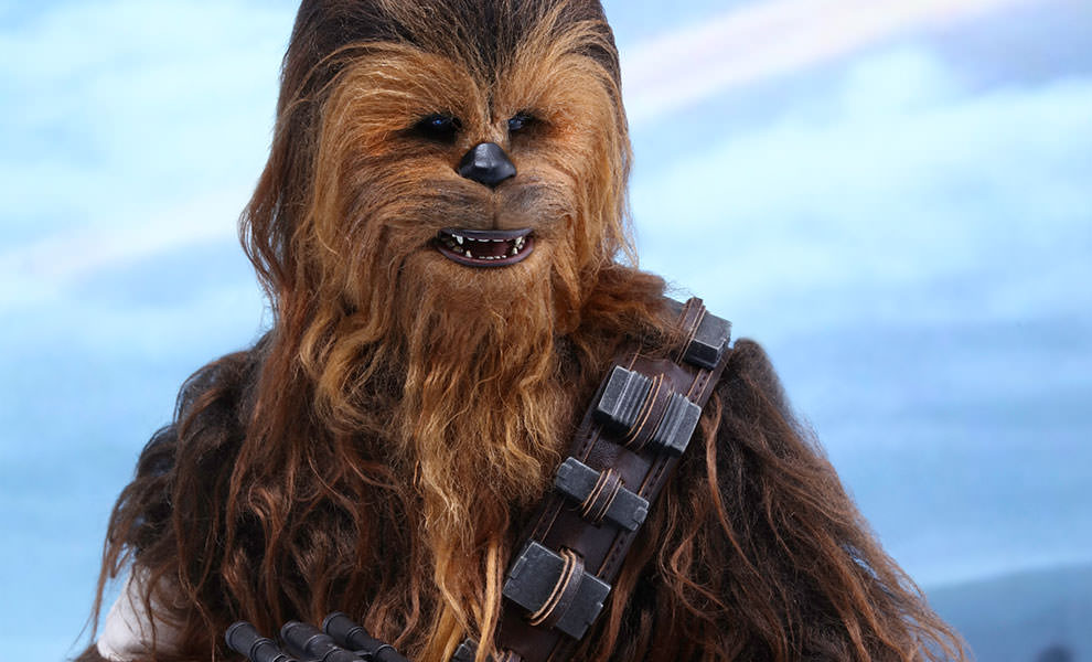 Gallery Feature Image of Chewbacca Sixth Scale Figure - Click to open image gallery