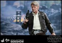 Gallery Image of Han Solo Sixth Scale Figure