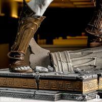 Gallery Image of God of War: Ascension Kratos Statue