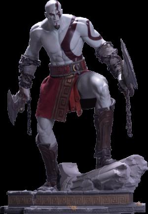 God of War: Ascension Kratos Statue