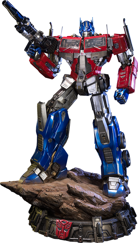 Prime 1 Studio Optimus Prime Transformers Generation 1 Statue