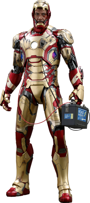 Iron Man Mark XLII Quarter Scale Figure