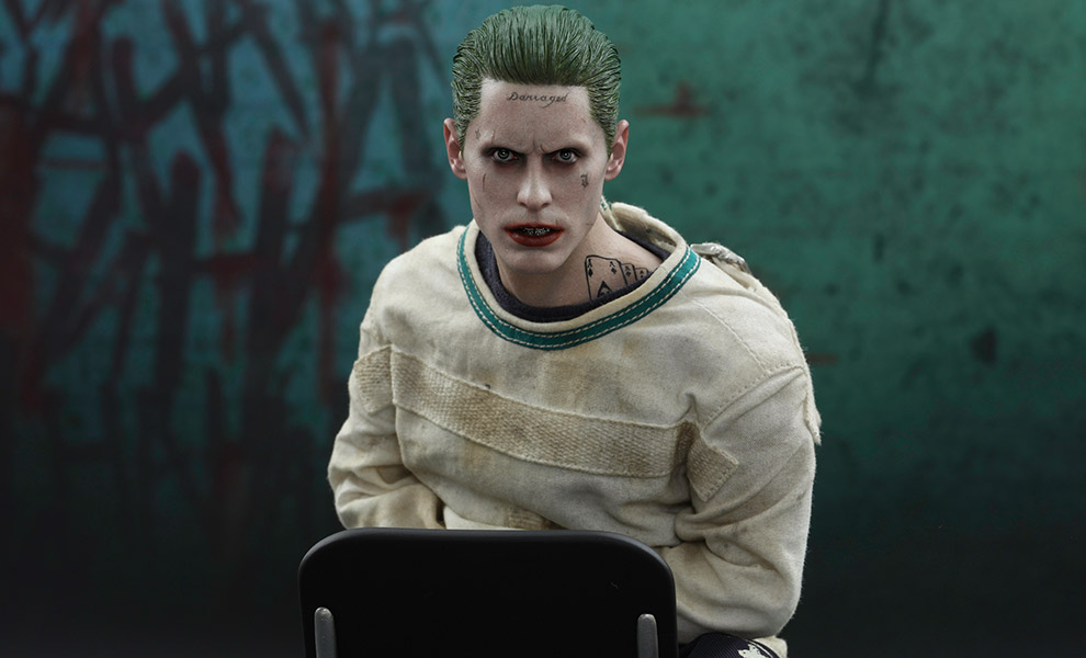 Gallery Feature Image of The Joker (Arkham Asylum Version) Sixth Scale Figure - Click to open image gallery
