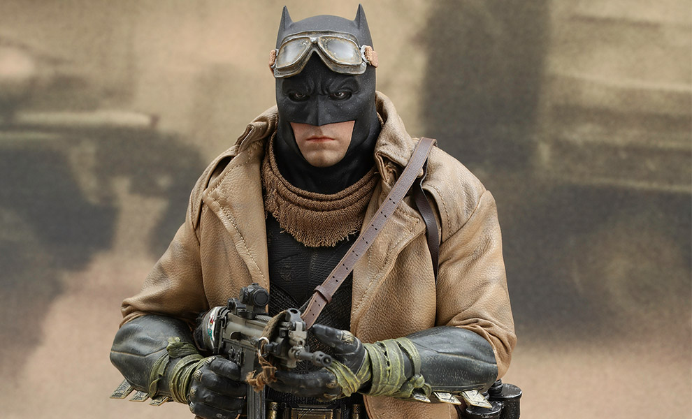 Gallery Feature Image of Knightmare Batman Sixth Scale Figure - Click to open image gallery