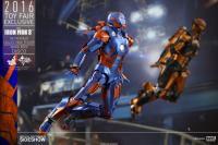 Gallery Image of Iron Man Mark XXVII - Disco Sixth Scale Figure
