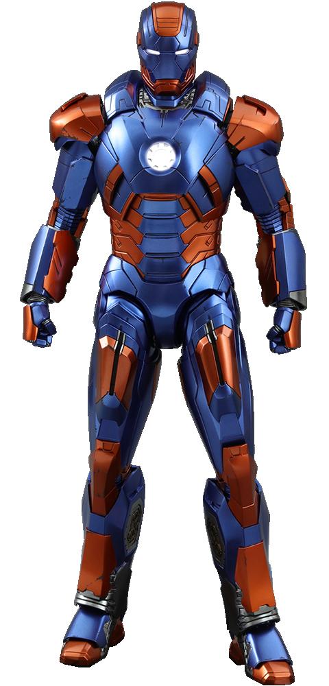 Hot Toys Iron Man Mark XXVII - Disco Sixth Scale Figure