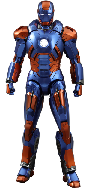 Iron Man Mark XXVII - Disco Sixth Scale Figure