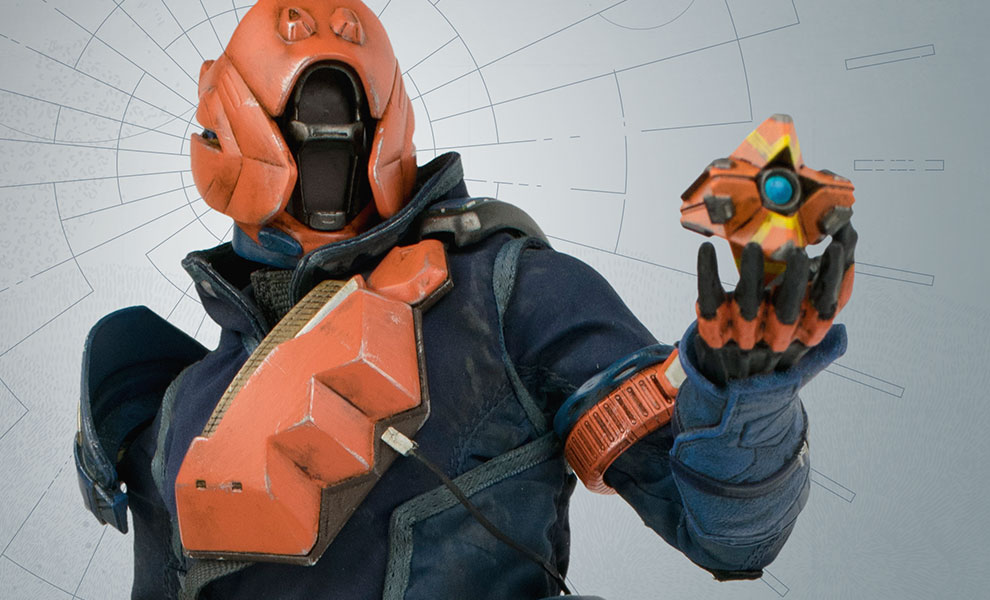 Gallery Feature Image of Warlock Sixth Scale Figure - Click to open image gallery