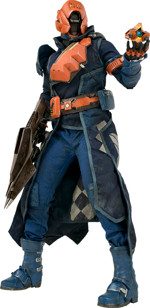 ThreeA Toys Warlock Sixth Scale Figure