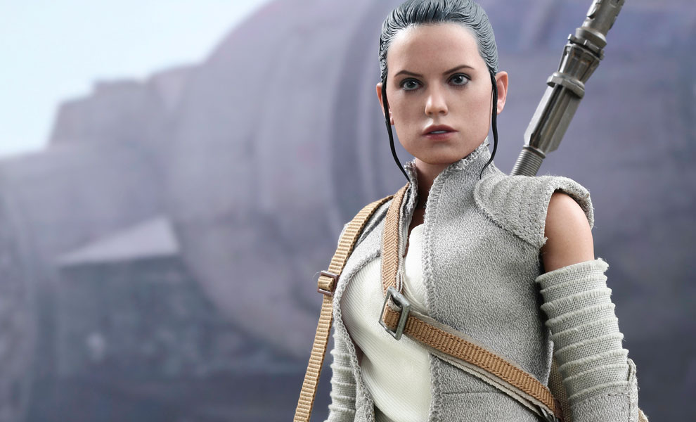 Gallery Feature Image of Rey Resistance Outfit Sixth Scale Figure - Click to open image gallery