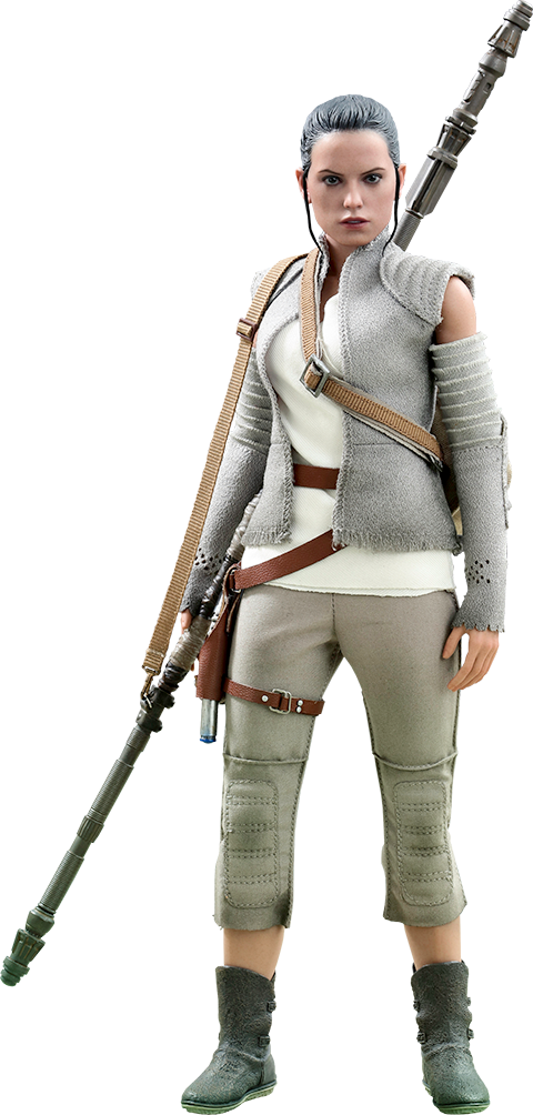 Hot Toys Rey Resistance Outfit Sixth Scale Figure